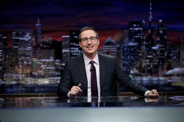 השבוע שעבר עם ג'ון אוליבר – עונה 7 – Last Week Tonight With John Oliver