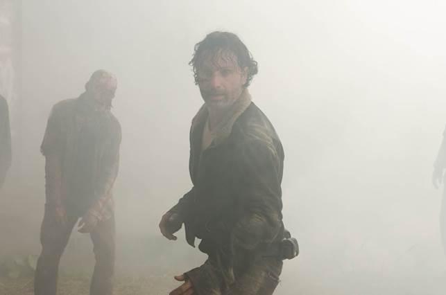 המתים המהלכים – עונה 7 –The Walking Dead