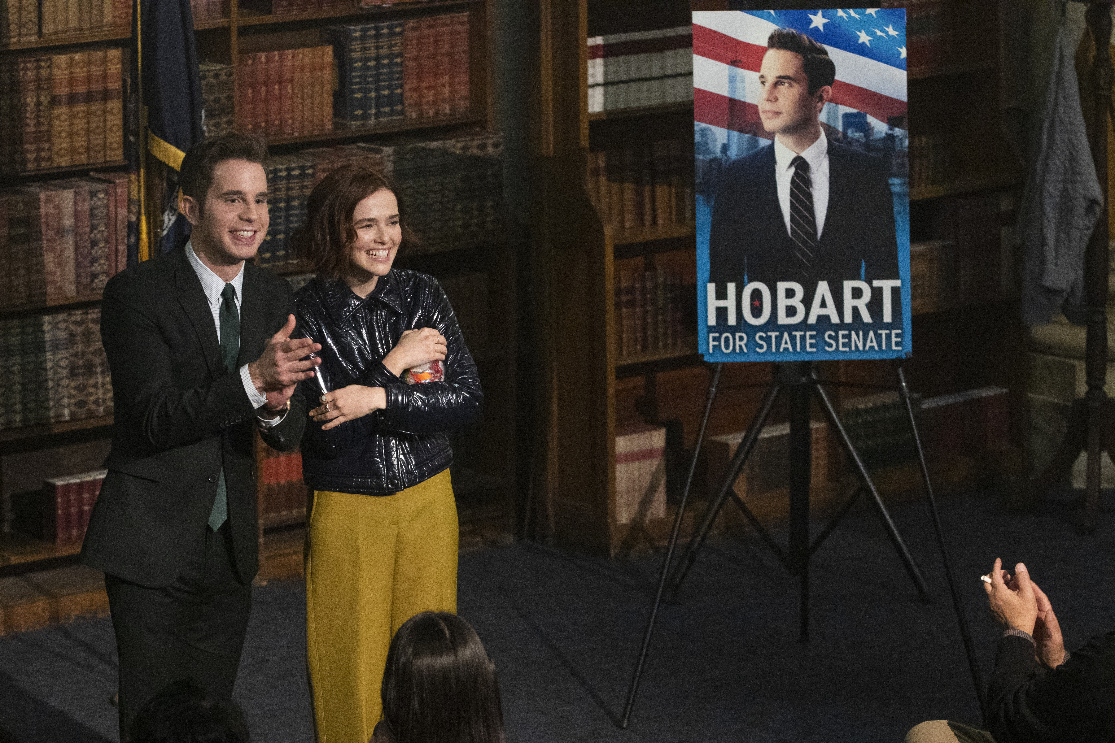 The Politician: Season 2 / הפוליטיקאי: עונה 2